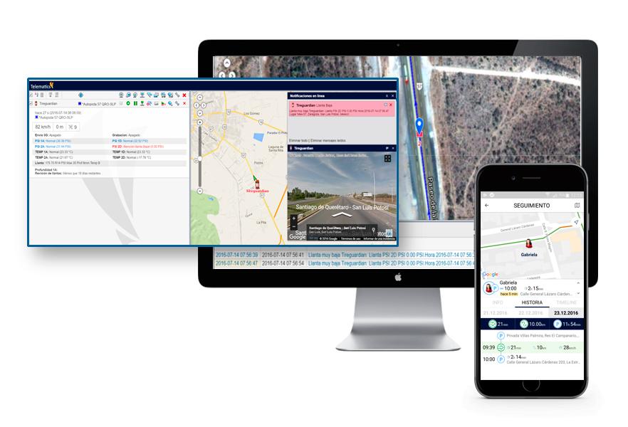 Skyguardian Technology SA de CV >CUSTODIA Todo celular es un rastreador
